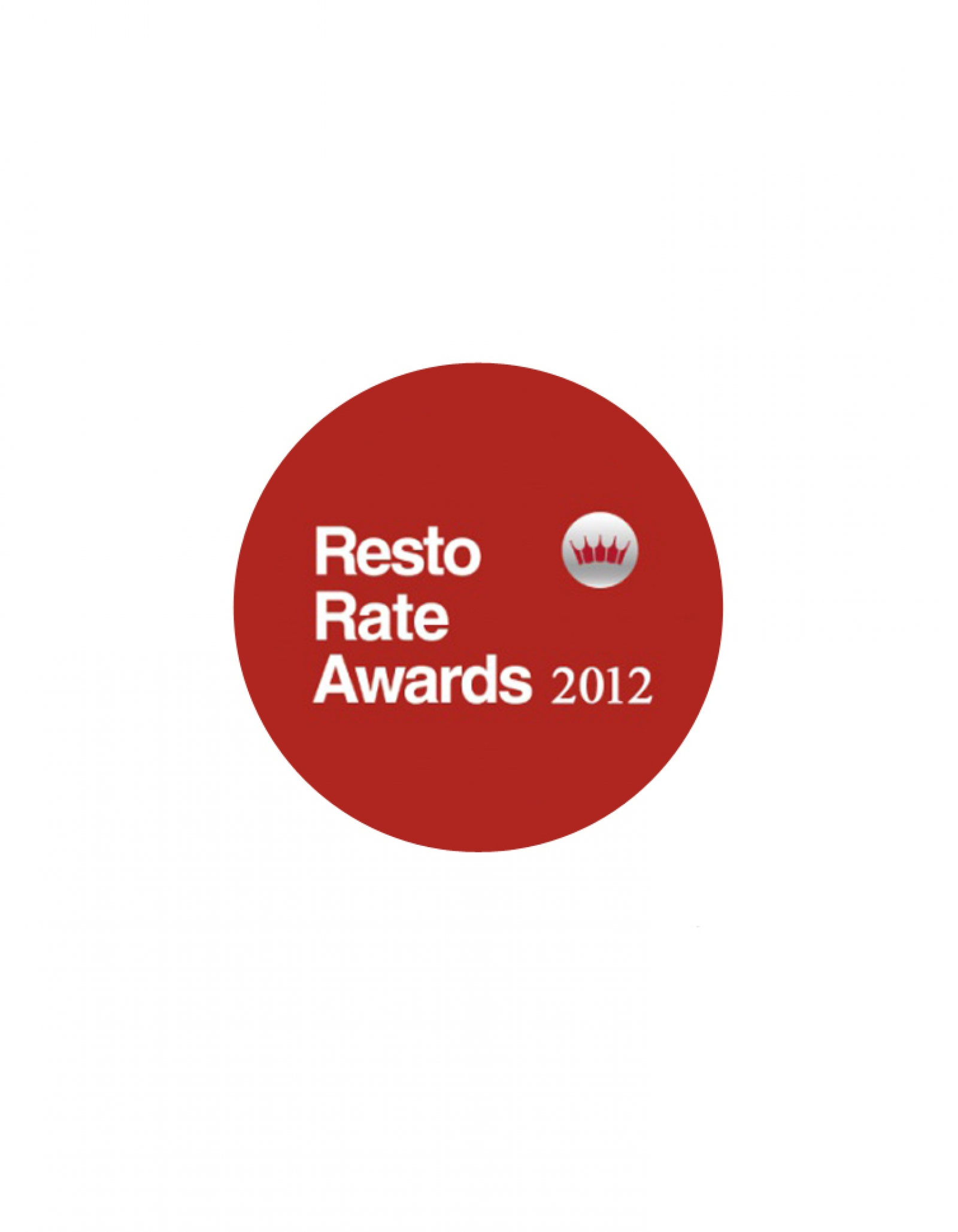 WHITE RABBIT – ЛАУРЕАТ RESTO RATE AWARDS 2012
